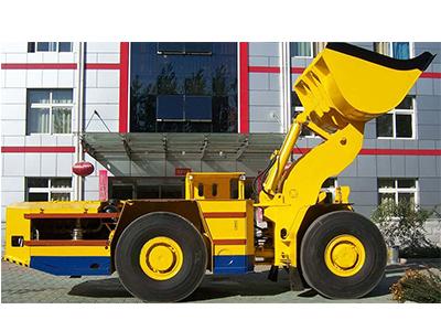 WJ-4柴油铲运机