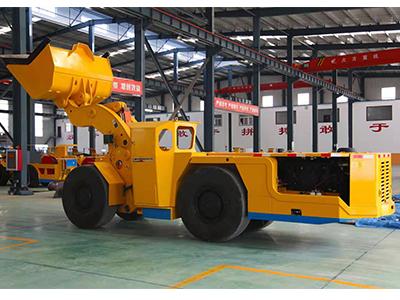 WJ-3柴油铲运机