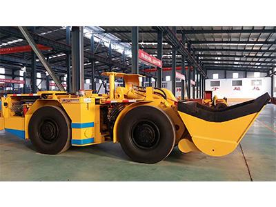 WJ-2柴油铲运机