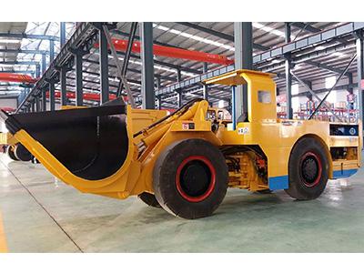 WJ-1柴油铲运机