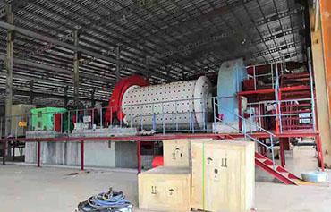 巴西某3500tpd镍矿选厂EPC项目